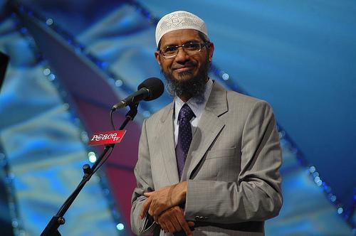 مناظرة الدكتور ذاكر نايك الدكتور وليام كامبل بعنوان القرآن والإنجيل مجهر العلم