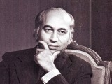 Revolutionary leader Zulfiqar Ali Bhutto