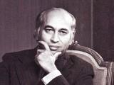 Revolutionary leader Zulfiqar Ali Bhutto