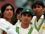 Pakistani cricketers who have been accused of spot-fixing