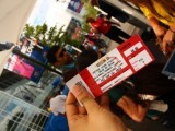 A ticket to the game