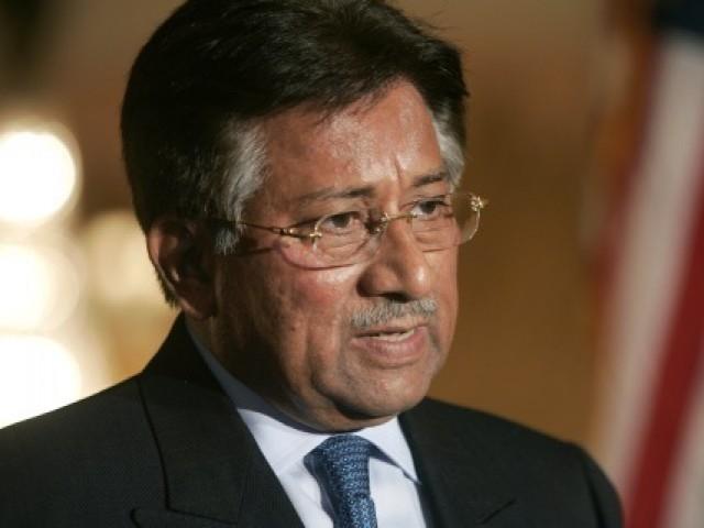 Former President of Pakistan Gen (retired) Pervez Musharaf