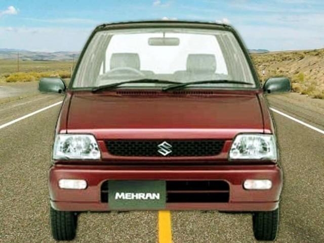 The Legacy Of Suzuki Mehran The Express Tribune Blog
