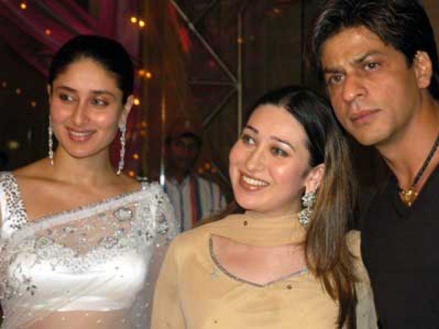 Paying Shah Rukh Khan To Upstage The Bride