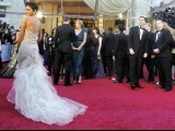 Halle Berry arrives at the 83rd Academy Awards in Hollywood. PHOTO: REUTERS