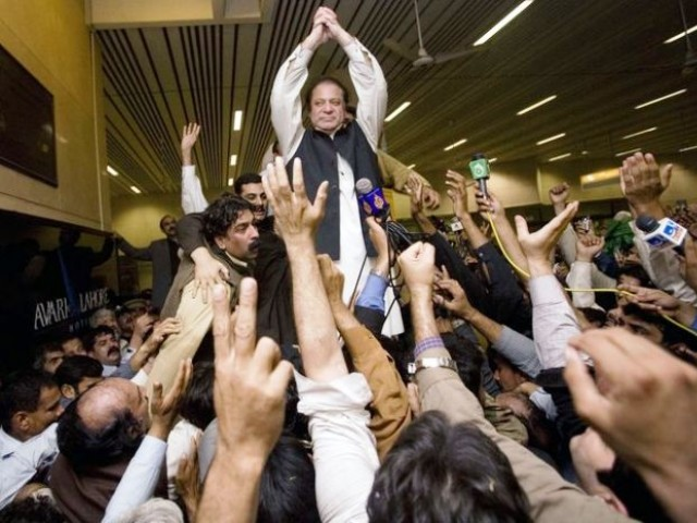Sharif may have opposed horse-trading earlier, but has conveniently ...