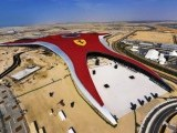 Ferrari World in Abu Dhabi.
