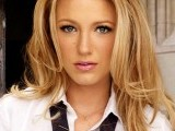 Blake Lively - Statuesque blonde of Gossip Girl fame who has also appeared in Sisterhood Of The Traveling Pants. See her next in The Green Lantern.