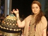 Ali Xeeshan's line has some dramatic accessories