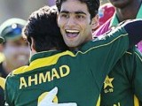 Hammad Azam is an exciting all-rounder, tipped to take over Razzaq's role in the team.