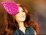 Kate Middleton doll at Hamleys.