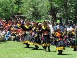 Legend has it that the Kalash women are part-fairy and part-human.