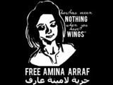 People formed groups and web pages dedicated to the release of Amina Arraf.