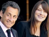 Gala magazine reported Bruni's desire in 2009 to have a male child with Sarkozy in 2012 and, failing to do so, planned to adopt one. PHOTO: AFP