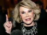 Joan Rivers, E! host, is virtually unrecognizable from the photos of her youth. PHOTO: REUTERS
