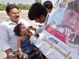The World Bank and the WHO have both asked Pakistan to take serious measures or suffer conversion of the World Bank's grant for polio vaccination into a loan. PHOTO: FILE