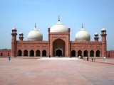 Pakistan is filled with numerous historical sites. I visited the Badshahi Mosque from the Moghul Empire and was fascinated by the picturesque structure.