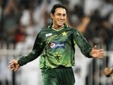 With Saeed Ajmal ranked as the number one bowler in ICC ODI rankings, Pakistan should be very proud of its cricket team. PHOTO: AFP