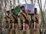 The killing of 24 Pakistani soldiers at the hands of Nato a few weeks ago has hurt the pride of all sections of the Pakistani society. PHOTO: REUTERS / AFP