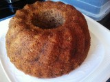 Banana cake tastes best when the bananas used in the recipe are really ripe. PHOTO: DALIAH MERZABAN