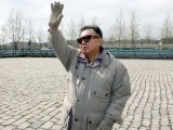 North Korean television announced that 69-year old leader Kim Jong-il had died of mental and physical stress. PHOTO: REUTERS