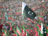 Attending the PTI rally was one of the best decisions of my life. PHOTO: AFP