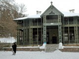 Quiad-e-Azam residency in Ziarat, Balochistan. PHOTO: TMN