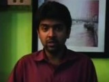 Arsalan Bilal has gone on an indefinite hunger strike before Bahria University Islamabad from April 6. PHOTO: SCREEN SHOT