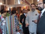 'Lifestyle Pakistan' became the talk of the town and in matter of four days Delhi got divided into two groups – those who visited the exhibition and those who didn't. PHOTO: AFP