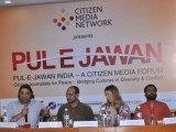 Results can't be seen overnight but talking peace is part of making peace. PHOTO: CITIZENS MEDIA FORUM, DELHI