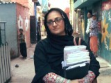 Sabina is a mother of two and a teacher by profession – who has changed the lives of 90 children in Lyari.PHOTO: SCREEN SHOT
