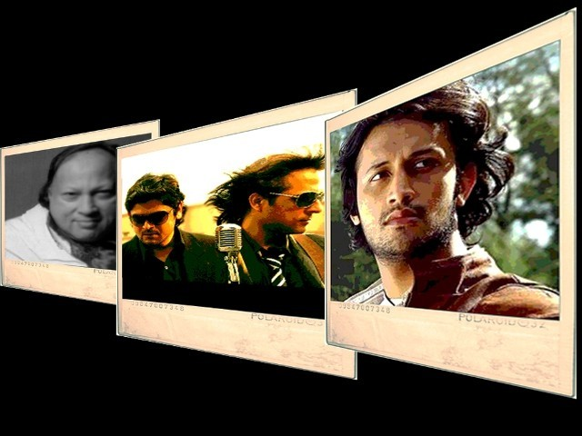 A Pakistani songs playlist for a foreign friend – The Express