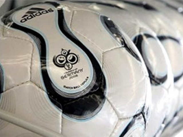 "Footballs for ""London2012″ are proudly made by Pakistan"