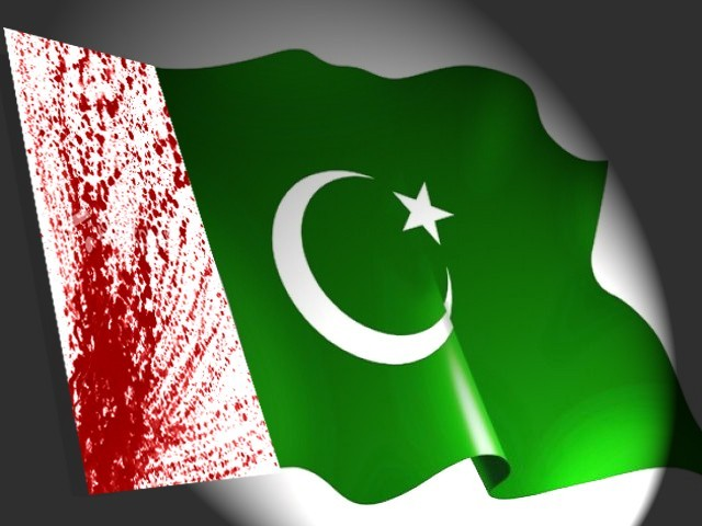 Let S Paint Our Flag Green We Don T Deserve White The