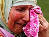 India doesn't care about the Kashmiri people; whether they live or die does not matter. PHOTO: REUTERS