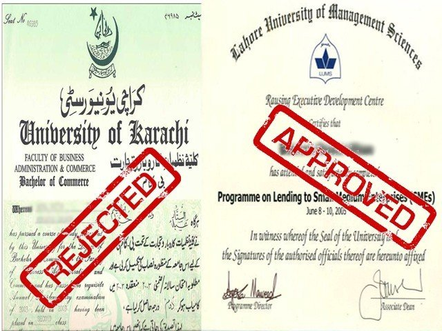 Will I get a job if I haven't graduated from LUMS or LSE ...