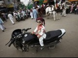 Take the example of Karachi, which accommodates more than half a million motorcyclists every day. PHOTO: REUTERS