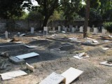 The trespassers of the Ahmadi cemetery must be prosecuted to create a good precedent. PHOTO: RABIA MEHMOOD