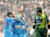 Both Pakistan and India have seen good and bad days on the cricket field and the third ODI was no different. PHOTO: BCCI