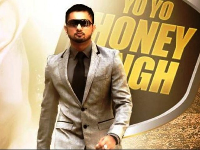 Honey Singh with His Sister