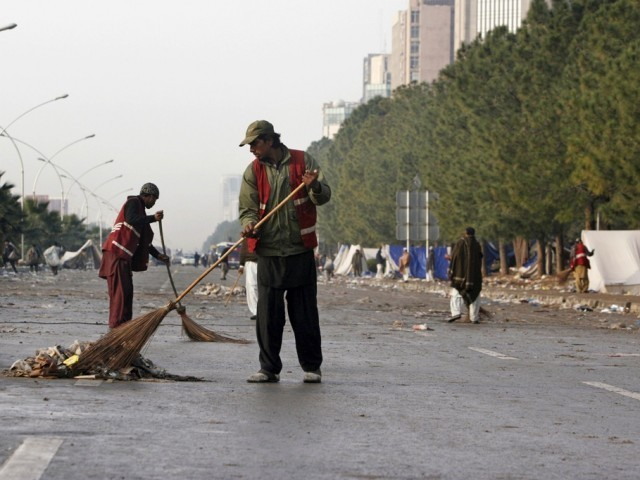 Cleaning up the mess after Dr Tahirul Qadri's Long March