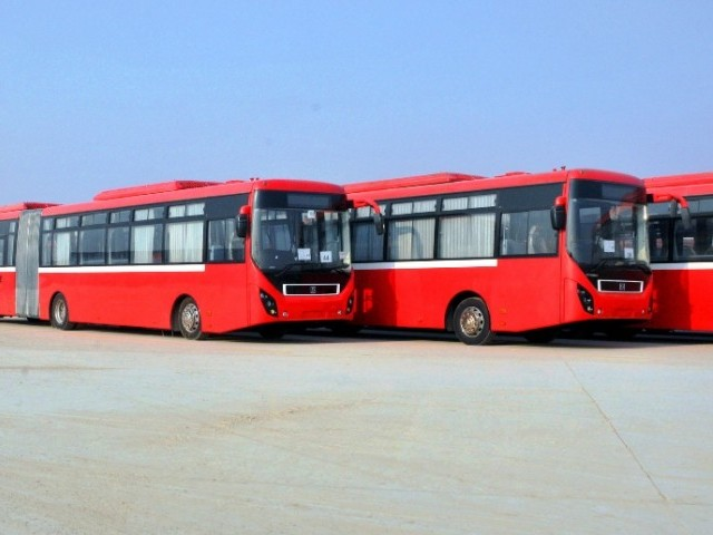 16022 metrobus 1360495244 841 640x480 - Lahore Metro bus Bridge