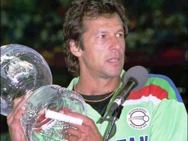 There Was A Reason Why We Were Unbeatable Under Imran Khan