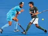 Pakistan managed a wooden spoon for their efforts at the tournament for the second time in a row. PHOTO: AFP