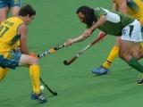 Pakistan against Australia. PHOTO: AFP