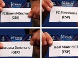 The final four. PHOTO: REUTERS