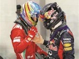 The two leading contenders for the throne are Red Bull's Sebastian Vettel and Ferrari's Fernando Alonso. PHOTO: REUTERS