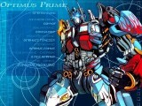 He is a machine and is on a mission to save the world from the evil grasps of the Decepticons. PHOTO: PUBLICITY
