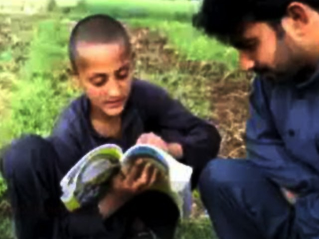 What happened when a Pashtun child tried to read Urdu – The