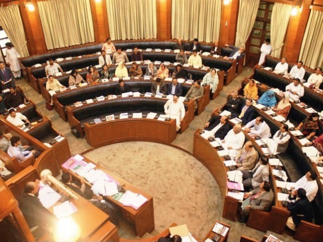 sindh assembly- file